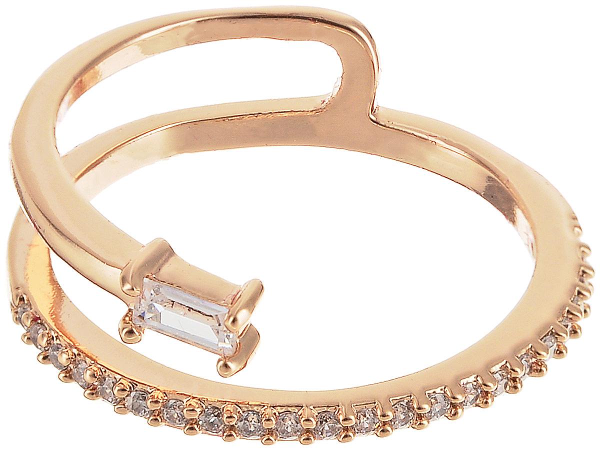 Фото - Кольцо Bradex Змея, цвет: золотой. AS 0105 кольцо пилатес bradex