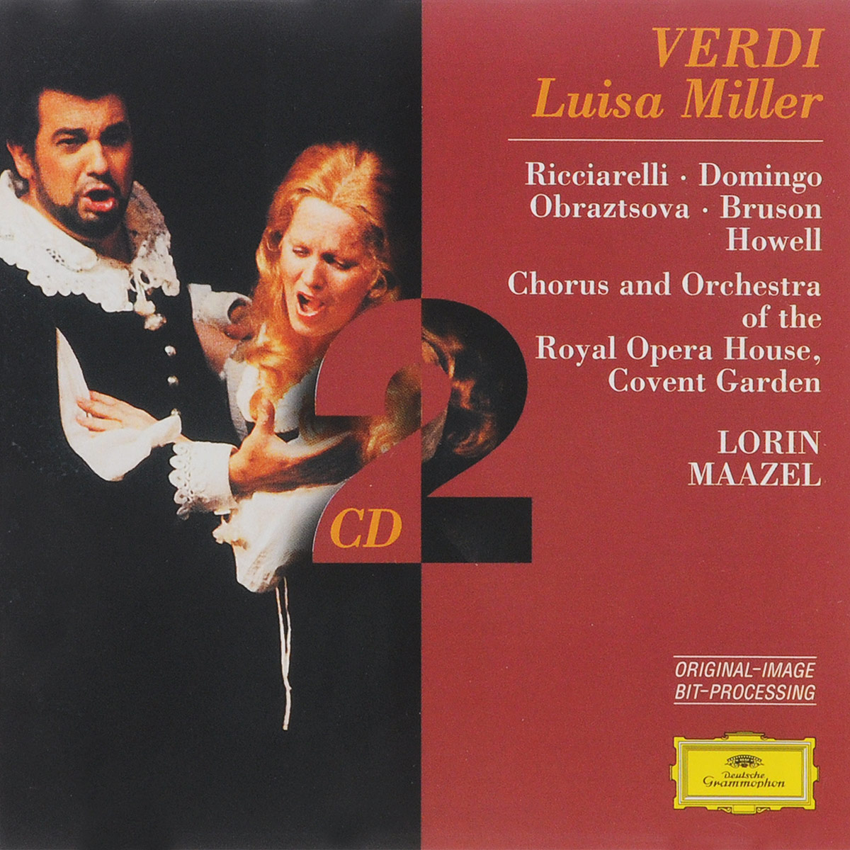 Лорин Маазель,Chorus And Orchestra Of The Royal Opera House Lorin Maazel. Verdi. Luisa Miller (2 CD) berliner philharmoniker лорин маазель тамаш вашари the london symphony orchestra юрий ахронович maazel vasary ahronovitch rachmaninov complete symphonies