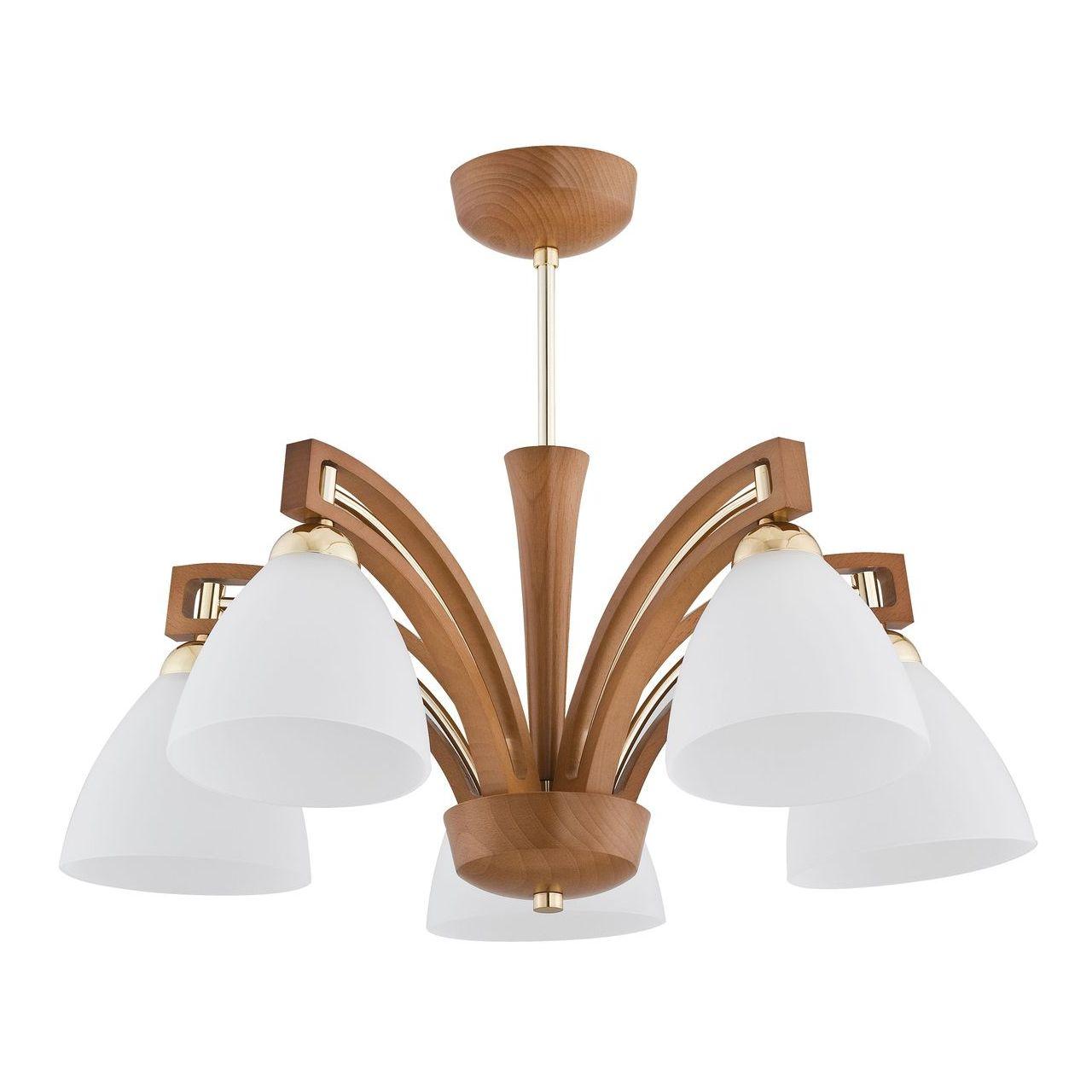 купить Потолочный светильник Alfa, E27, 300 Вт по цене 7790 рублей
