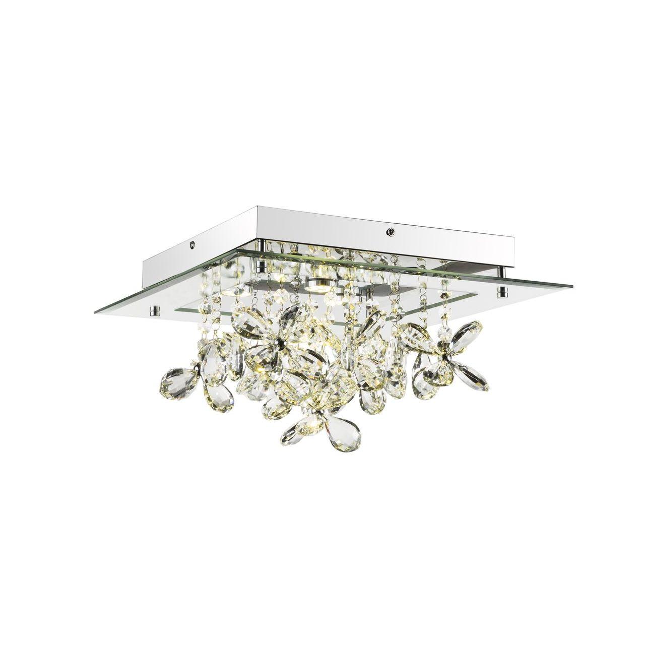 Потолочный светильник Globo, LED, 15 Вт