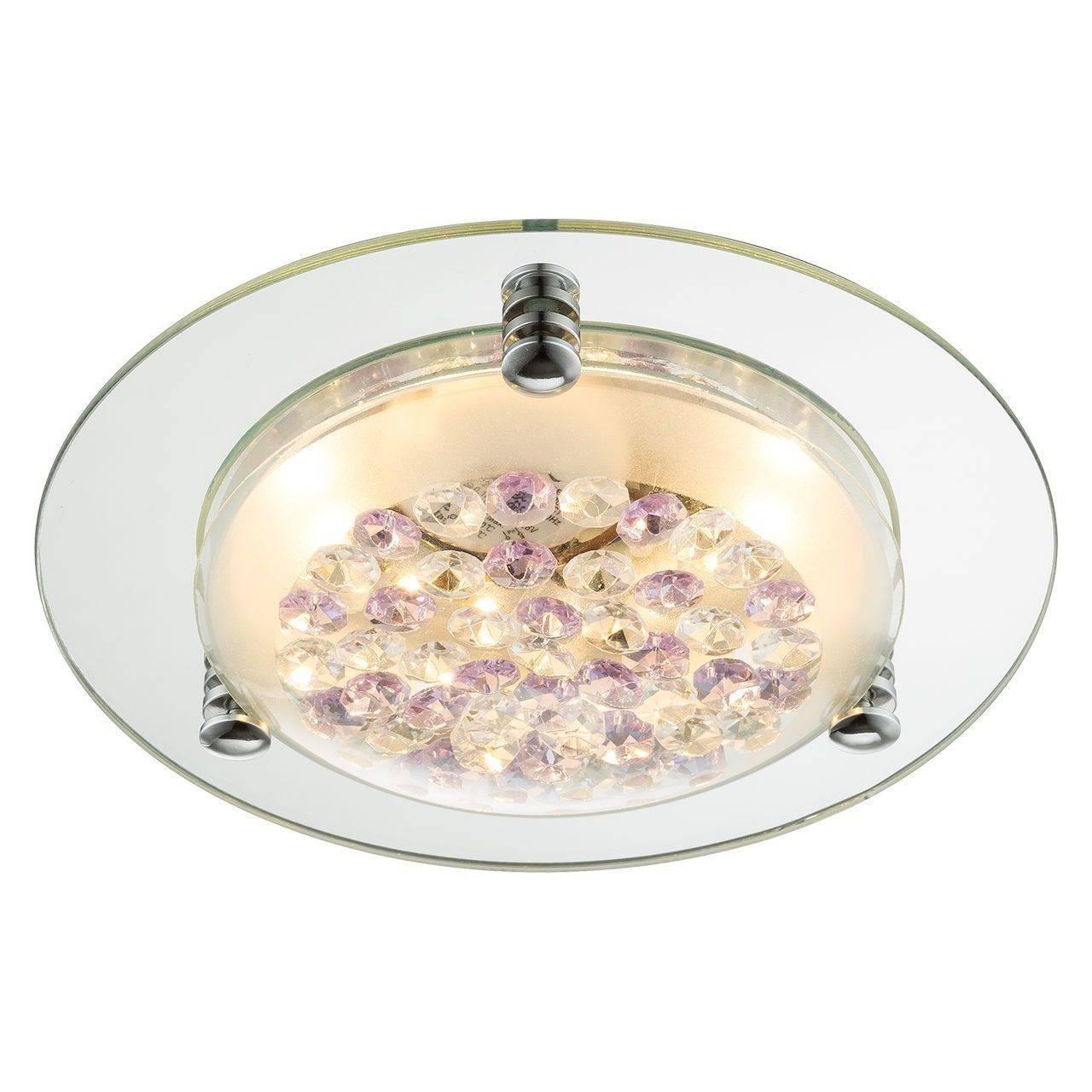 Накладной светильник Globo, LED, 8 Вт потолочный светодиодный светильник globo ferdi 48266 8
