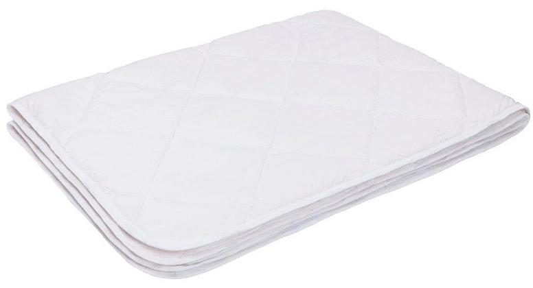 Одеяло Ecotex Файбер-Комфорт, облегченное, наполнитель: файбер, 172 х 205 см евро одеяло ecotex файбер комфорт облегченное 200х220 оофке