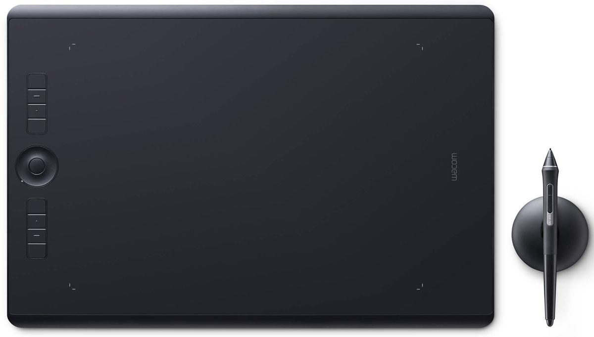 Графический планшет Wacom Intuos Pro Large (PTH-860-R) и решение для управления цветом wacom eodis3 dcwa wacom x rite