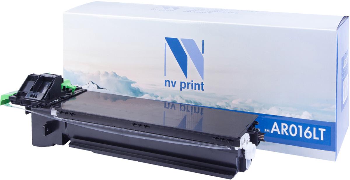 Картридж NV Print AR016LT, черный, для лазерного принтера