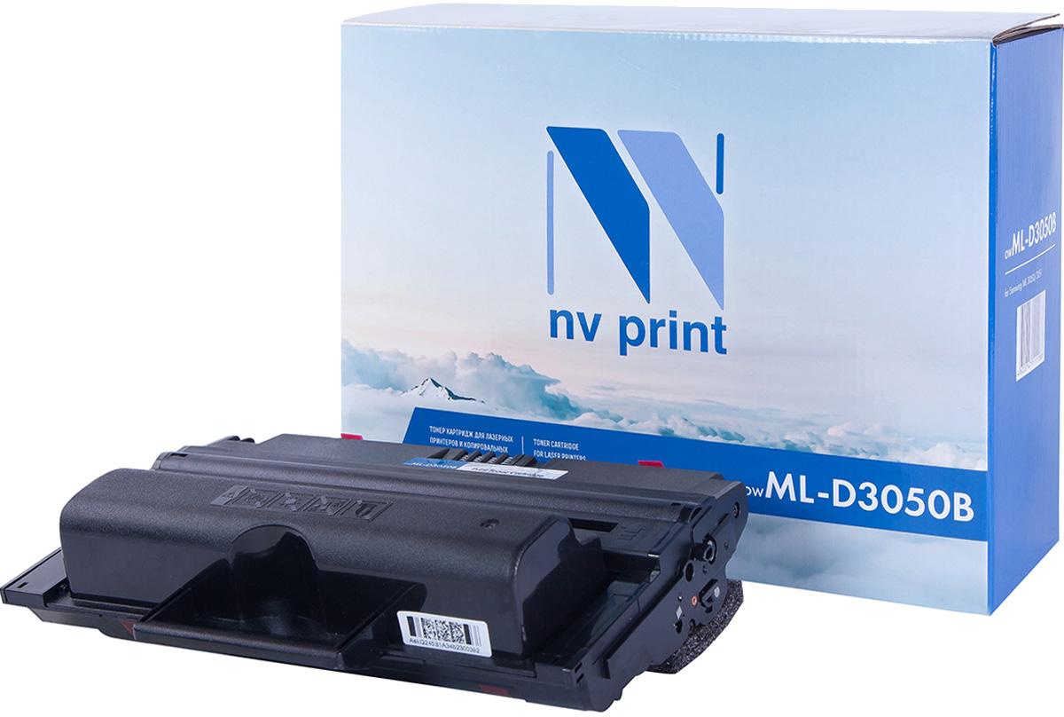 Картридж NV Print ML-D3050B, черный, для лазерного принтера