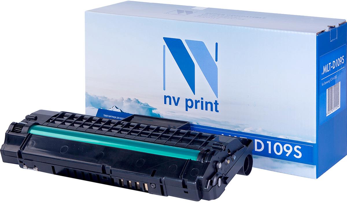 Картридж NV Print MLT-D109S, черный, для лазерного принтера