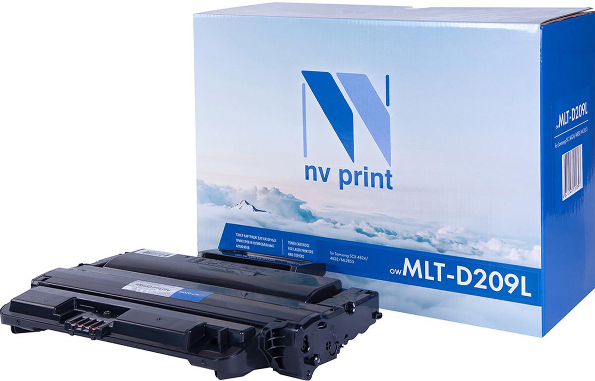 Картридж NV Print MLT-D209L, черный, для лазерного принтера