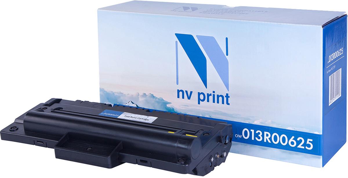 NV Print NV-013R00625, Black тонер-картридж для Xerox WorkCentre 3119