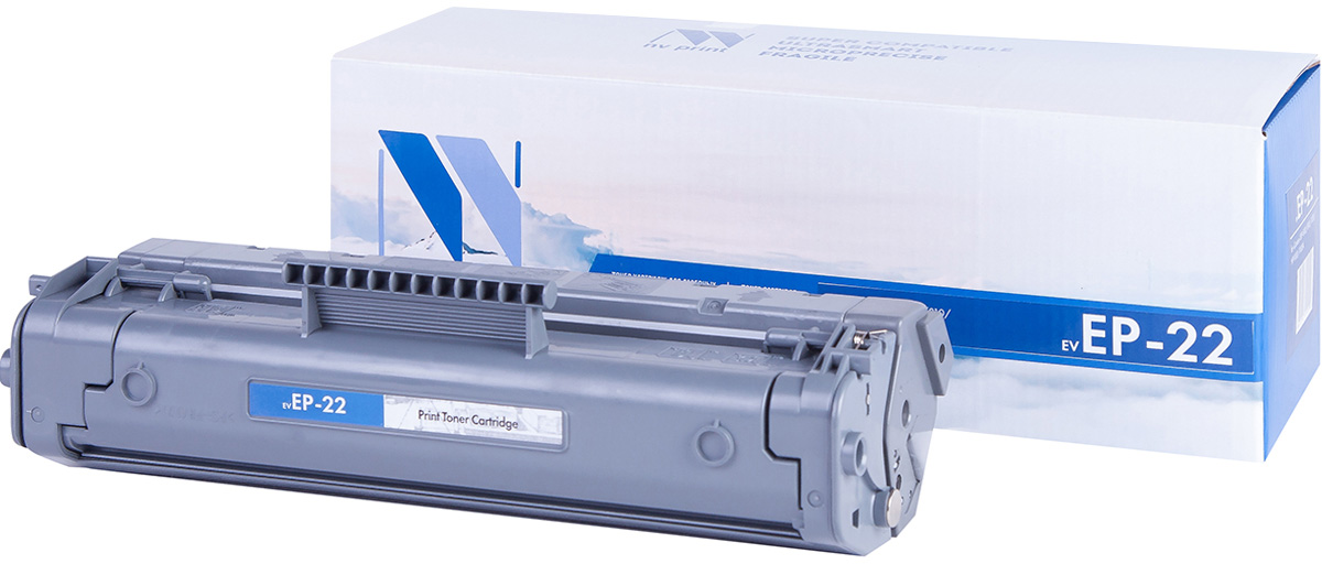 Тонер-картридж NV Print EP-22, черный, для лазерного принтера, совместимый