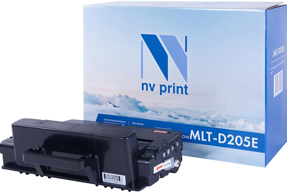 Картридж NV Print NV-MLTD205E, черный, для лазерного принтера