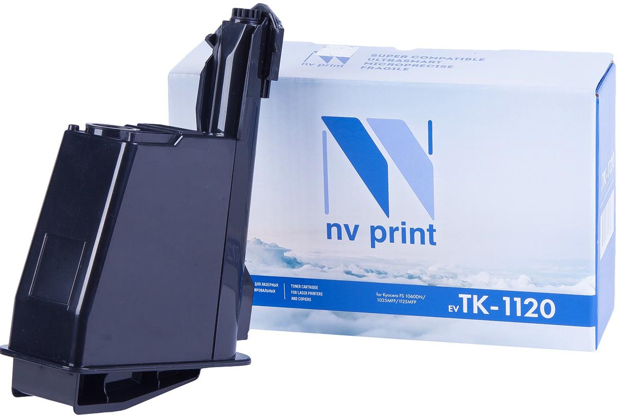 Картридж NV Print NV-TK1120, черный, для лазерного принтера NV Print