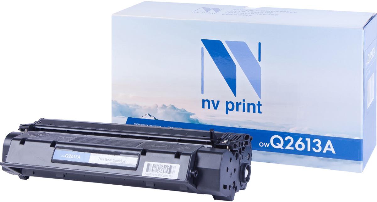 Картридж NV Print Q2613A, черный, для лазерного принтера