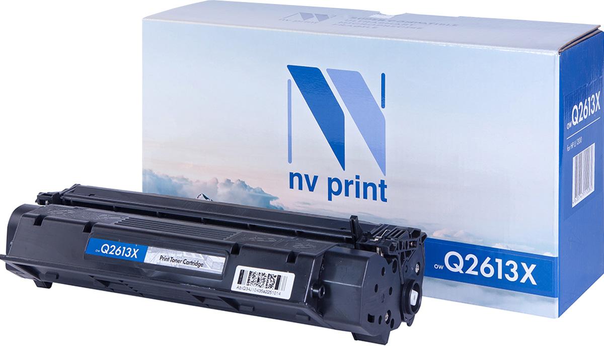 Картридж NV Print Q2613X, черный, для лазерного принтера