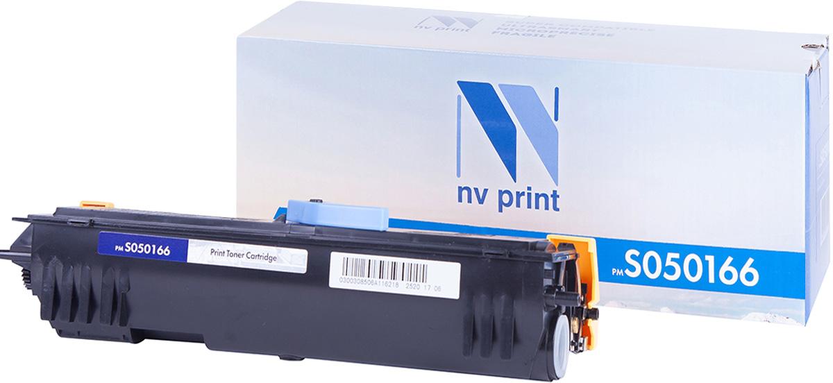 NV Print S050166B, Black тонер-картридж для Epson EPL 6200 цена
