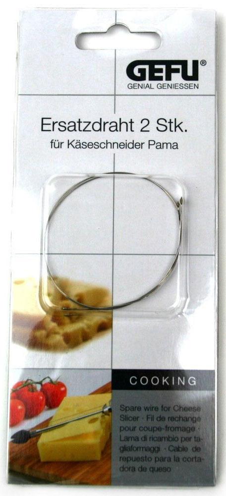 Провод для сырорезки Gefu Пама, запасной, 2 шт сырорезка gefu пама 13690