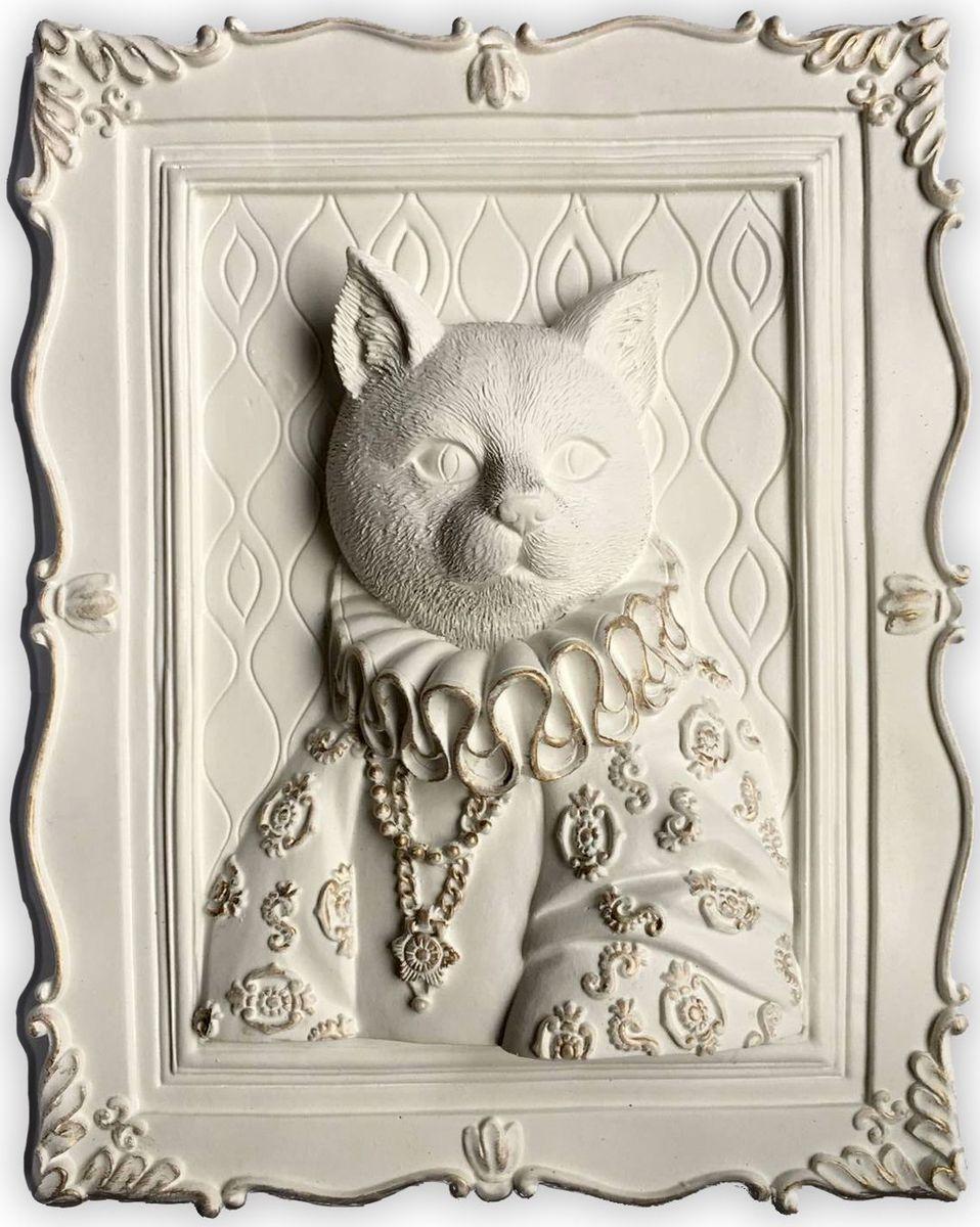 Украшение декоративное Magic Home Кошка, 23 х 19 х 5 см. 44657 украшение коньки magic home