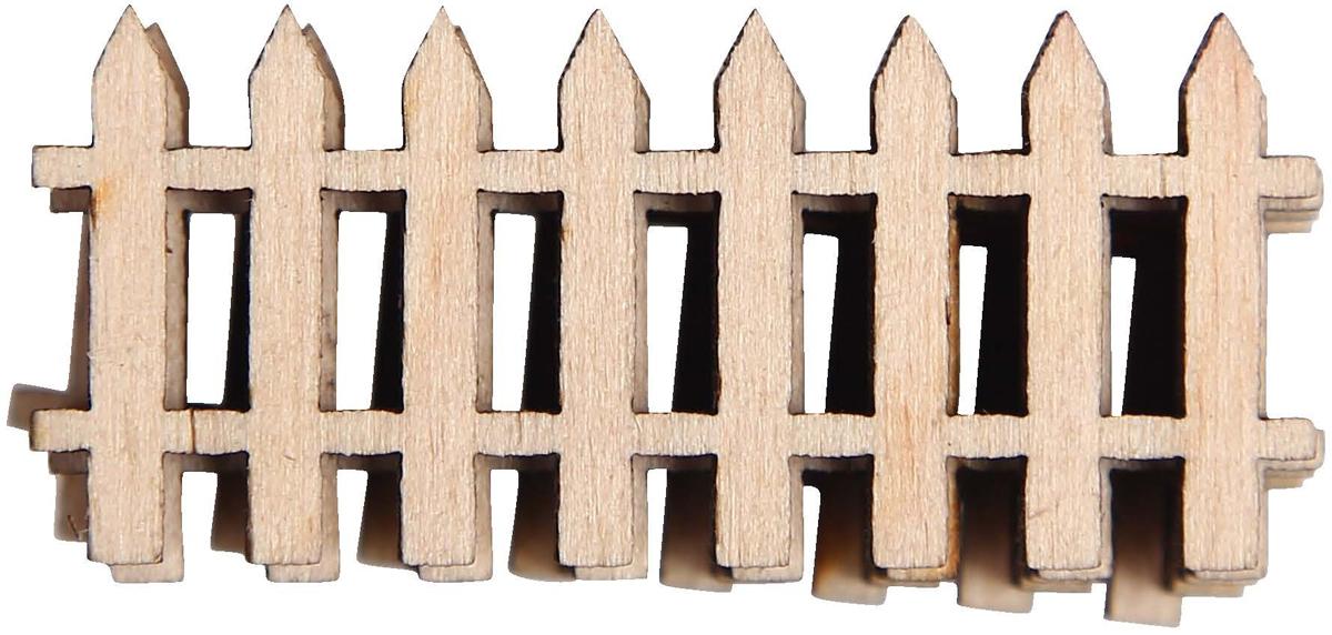 Заготовка деревянная Decoriton Забор, 5 х 0,3 х 2 см, 5 шт встраиваемый светодиодный светильник horoz 15w 6000к белый 016 017 0015 hl6756l