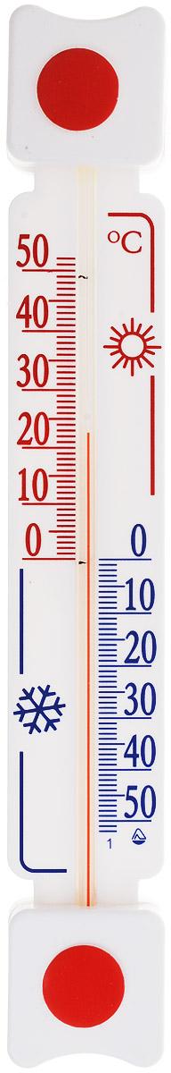 Термометр оконный Стеклоприбор. ТБ-3М1 исп.5Д термометр для холодильника стеклоприбор тб 3м1 исп 9