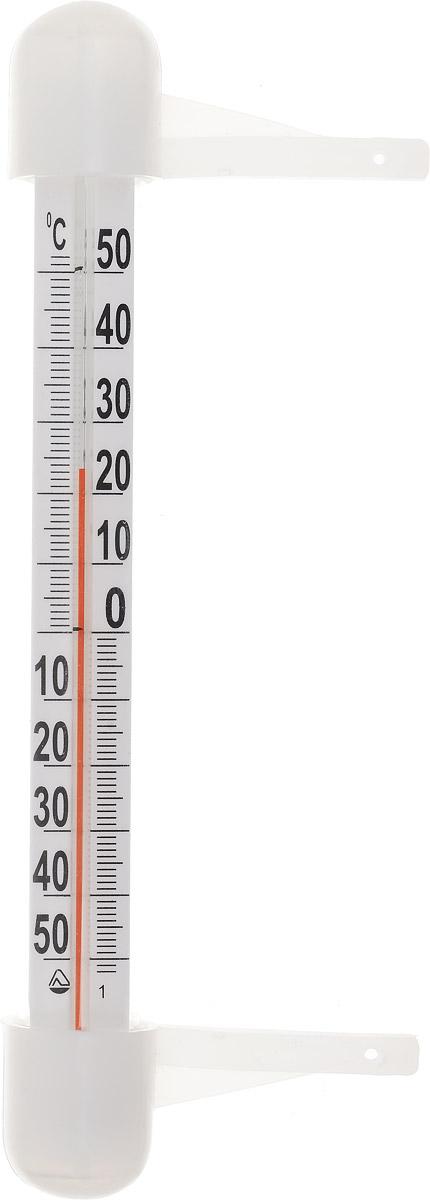 Термометр оконный Стеклоприбор, полистирольная шкала. ТБ-3М1 исп.14 термометр бытовой тб 45м