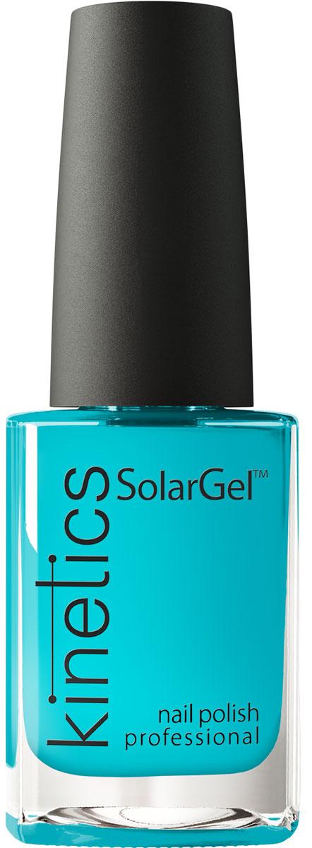Kinetics Профессиональный лак SolarGel Polish 15 мл, тон 365 kinetics 381 лак профессиональный для ногтей solargel polish 15 мл