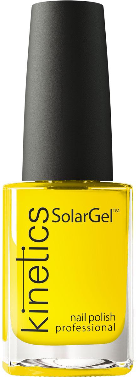 Kinetics Профессиональный лак SolarGel Polish 15 мл, тон 366 kinetics 195 лак профессиональный для ногтей solargel polish 15мл