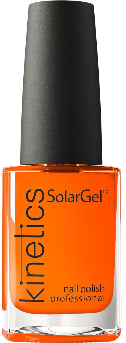 Kinetics Профессиональный лак SolarGel Polish 15 мл, тон 371 kinetics 381 лак профессиональный для ногтей solargel polish 15 мл