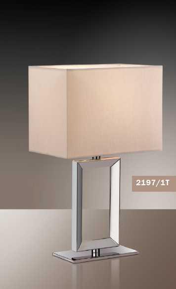 цена на Настольная лампа Odeon Light Atolo 2197/1T