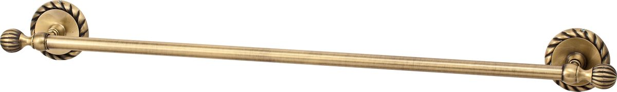 Полотенцедержатель Del Mare 11800, цвет: античная бронза, 64 см халаты банные lelio халат