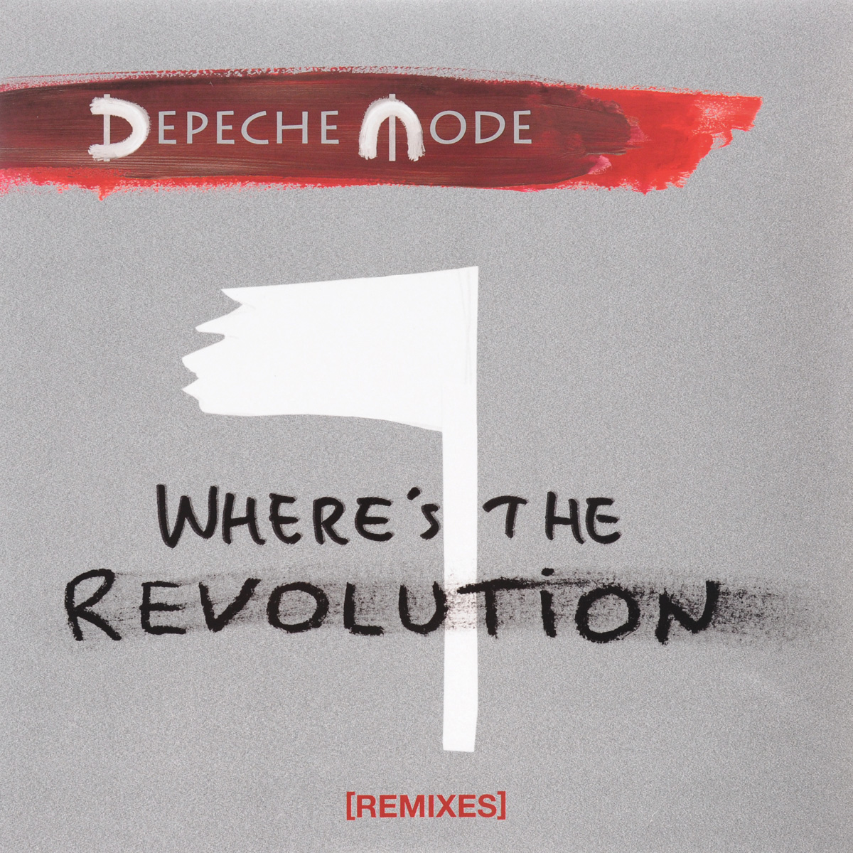 Depeche Mode Depeche Mode. Where's The Revolution (Remixes) (2 LP) kinfire k700 7 led 3500lm 5 mode white flashlight black 3 x 18650 26650