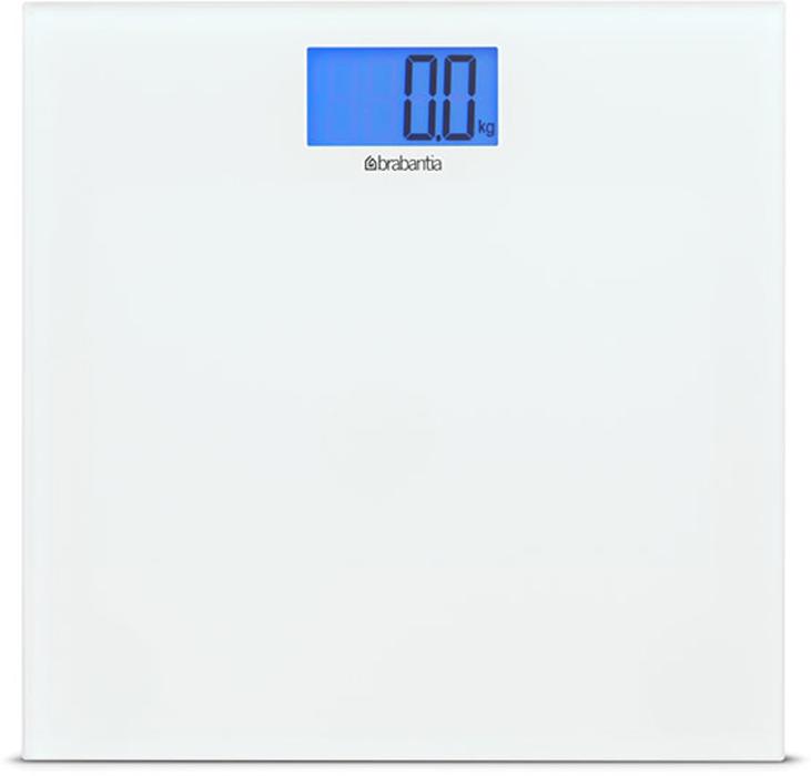 Напольные весы Brabantia, цвет: белый. 483127 Brabantia