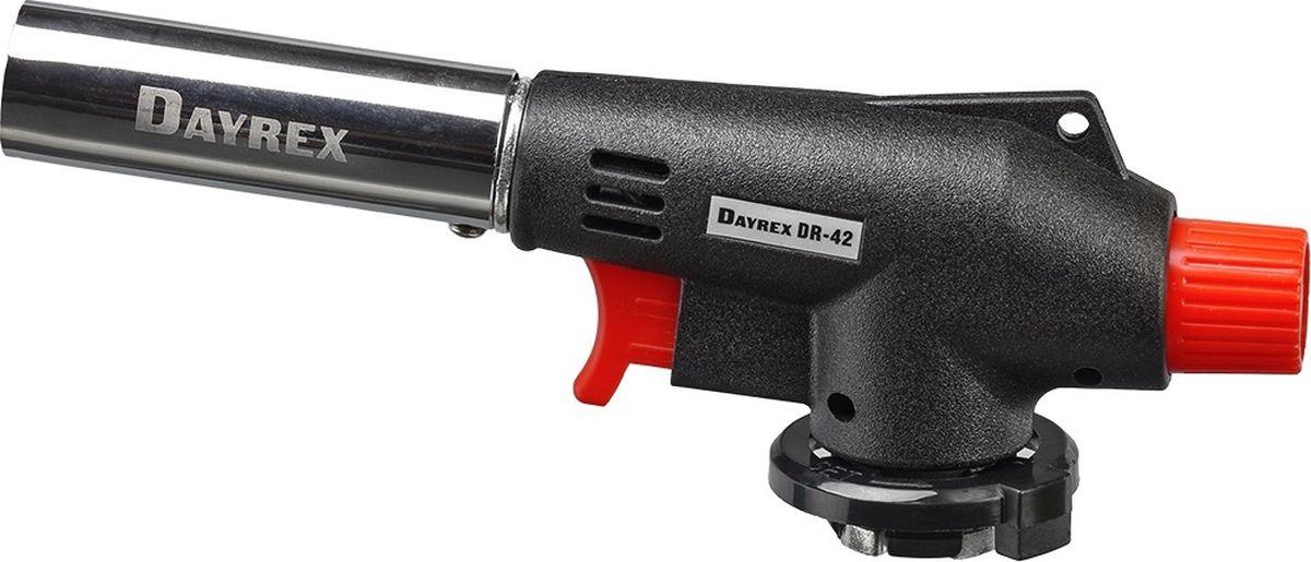 Горелка газовая FOCUSray Dayrex-42 1/10/50 горелка маякавто газовая малая м5 1 48 12501