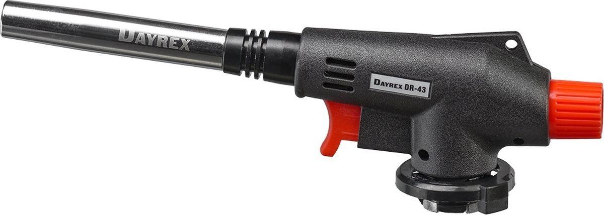 Горелка газовая FOCUSray Dayrex-43 1/10/50 горелка маякавто газовая малая м5 1 48 12501
