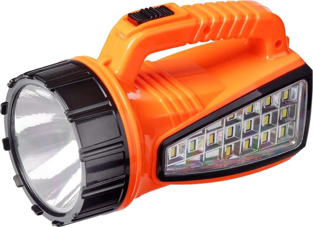 """<b>Фонарь ручной</b> """"FOCUSray"""", цвет: оранжевый. FR-1230 — купить ..."""