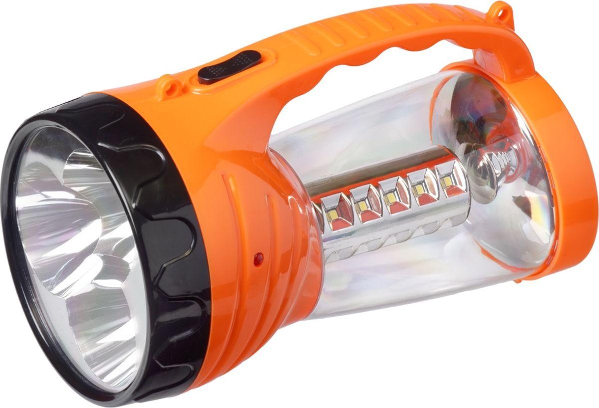 Фонарь ручной FOCUSray, цвет: оранжевый. FR-1260