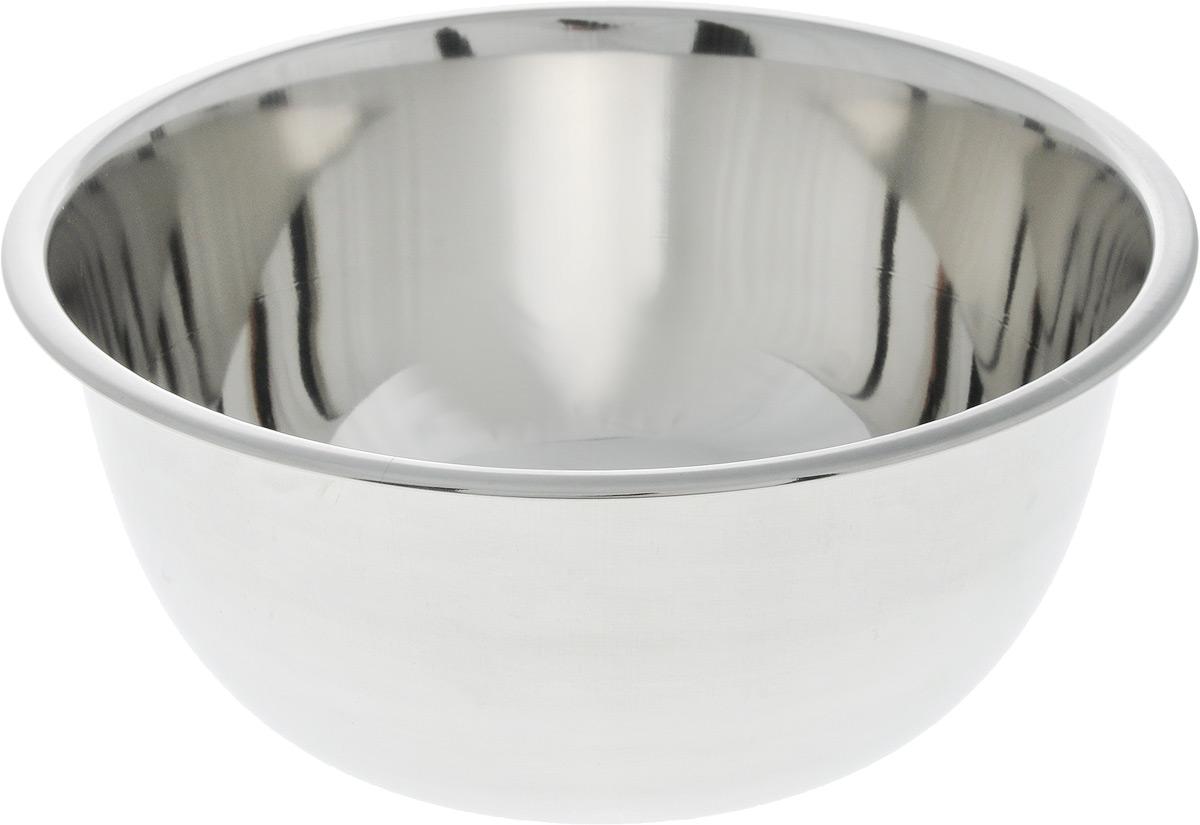 Миска SSW, диаметр 20 см465120Миска SSW выполнена из высококачественной нержавеющей стали. С наружной стороны изделие имеет матовую поверхность, а с внутренней - зеркальную. Миска отлично подойдет для взбивания яиц, смешивания различных ингредиентов. Диаметр миски (по верхнему краю): 20 см. Высота стенки миски: 9,2 см. Объем миски: 1,8 л. Рекомендуем!
