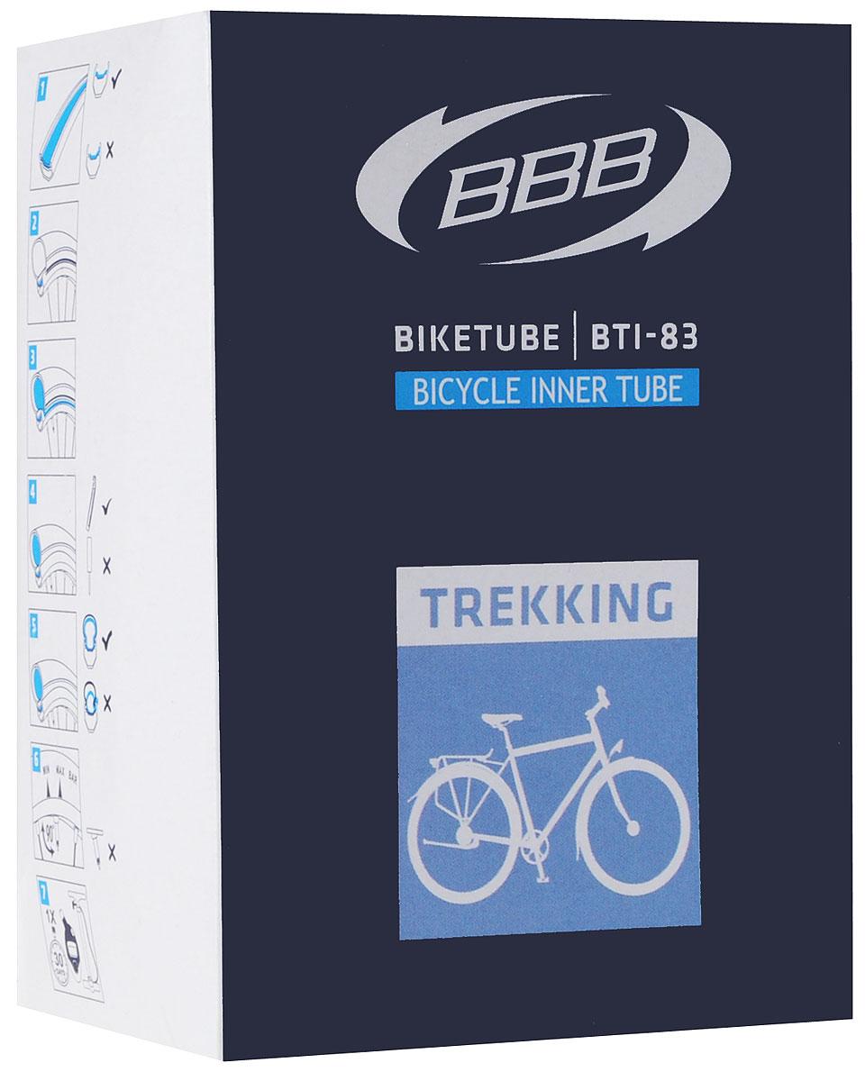 "Камера велосипедная ""BBB"", 28"", 1-1-2 AV"