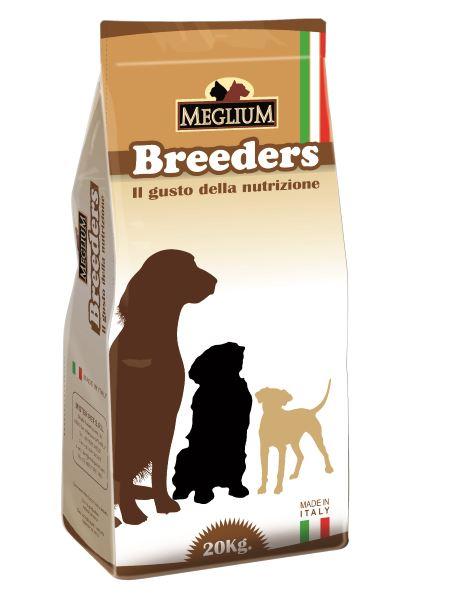 """<b>Корм сухой</b> Meglium """"<b>Adult</b> Breeders"""" для <b>взрослых</b> собак, 20 кг ..."""