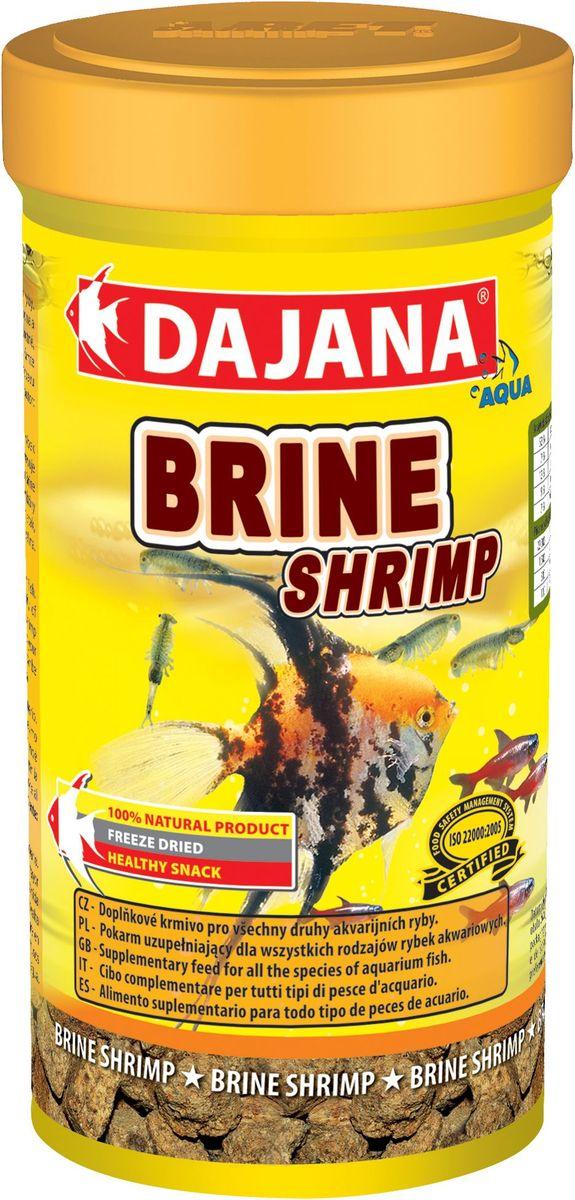 Корм для рыб Dajana Brine Srimp, 100 мл hama 49016