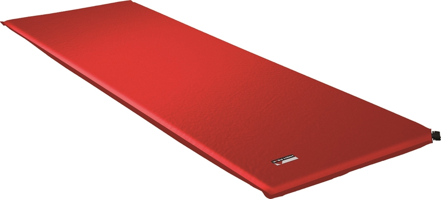Коврик самонадувающийся High Peak Dakota, цвет: красный, 210 х 63 х 5 см