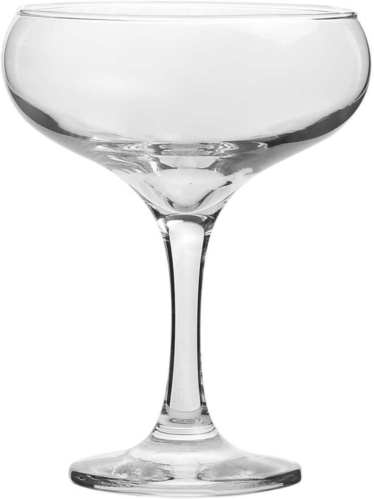 Фото - Набор бокалов Pasabahce Bistro, 270 мл, 6 шт набор бокалов для мартини pasabahce bistro 170 мл