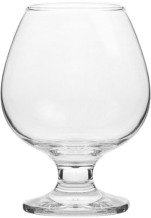 Набор фужеров Pasabahce Bistro, 400 мл, 6 шт набор фужеров для шампанского pasabahce bistro цвет прозрачный 275 мл 6 шт