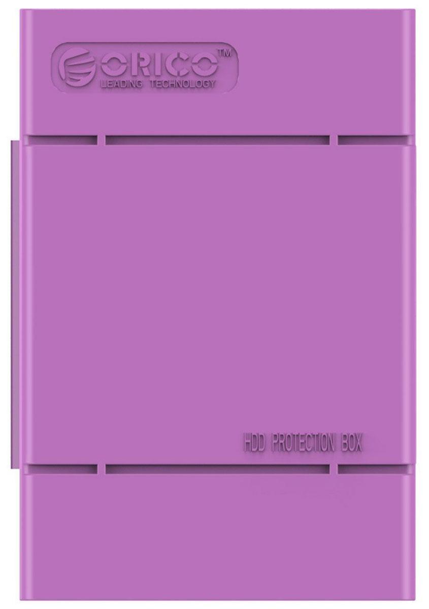 Orico PHP-35, Purple чехол для жесткого диска цена 2017