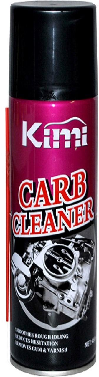 Очиститель карбюратора Kimi, аэрозоль, 450 мл очиститель autoprofi 150905 карбюратора и дроссельной заслонки аэрозоль 520мл 1 12