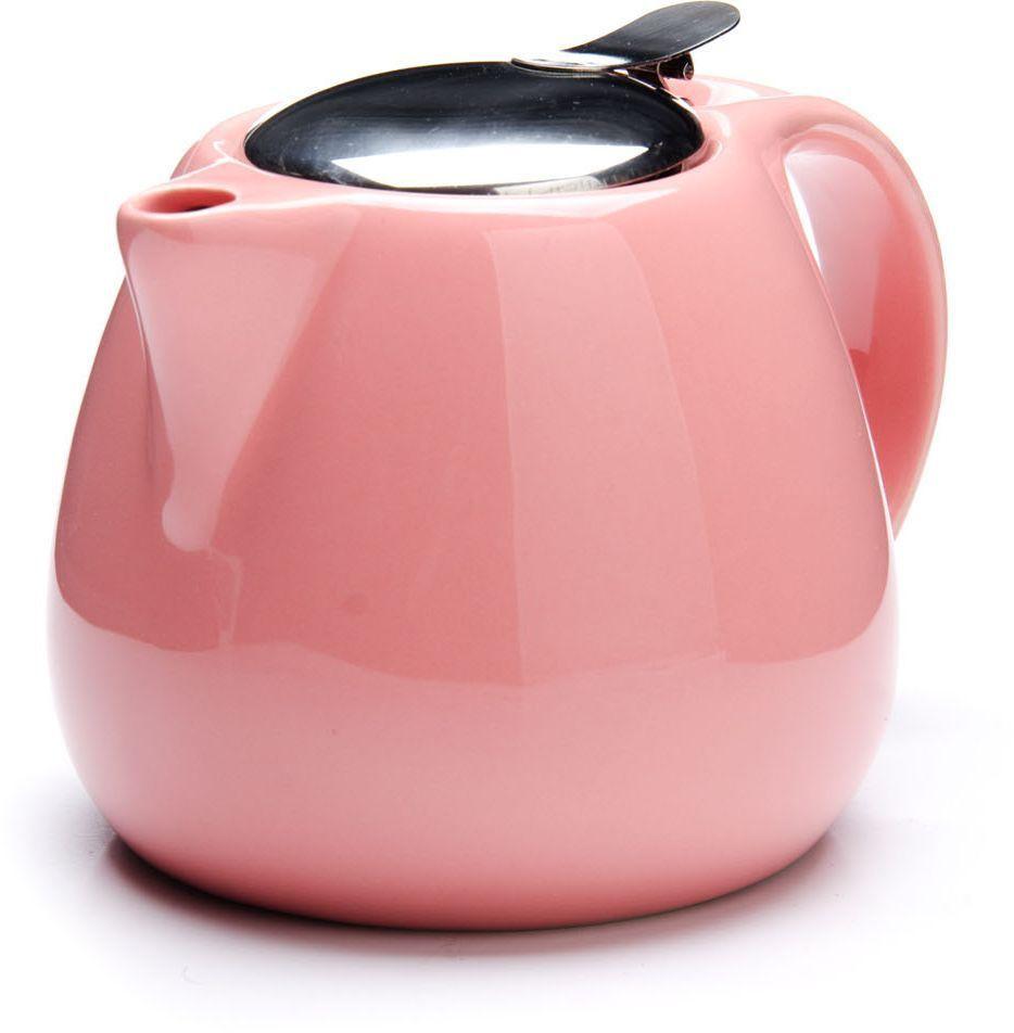 Заварочный чайник Loraine, цвет в ассортименте, 750 мл. 26597-2 заварочный чайник loraine цвет красный 750 мл 26597 3