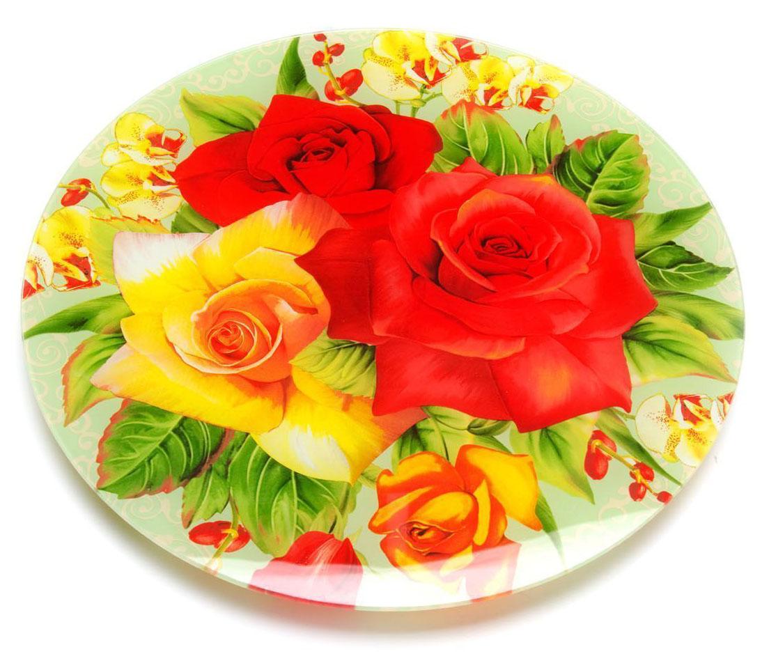 Блюдо для торта Loraine, вращающееся, диаметр 30,6 см. 26629-5