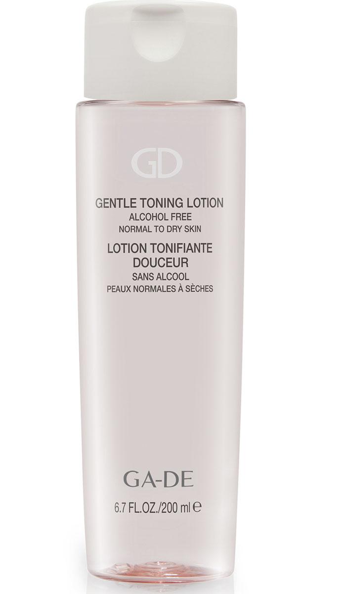 GA-DE Тоник для лица Gentle Toning Lotion (для сухой и нормальной кожи), 200 мл