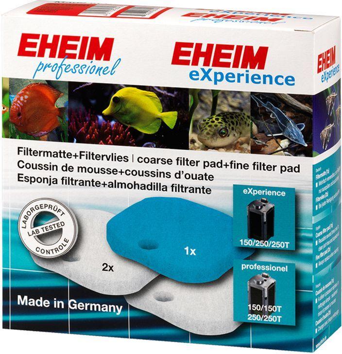Наполнитель для фильтра Eheim Experience 150/250, 3 шт наполнитель для фильтра eheim experience 150 250 угольный 3 шт