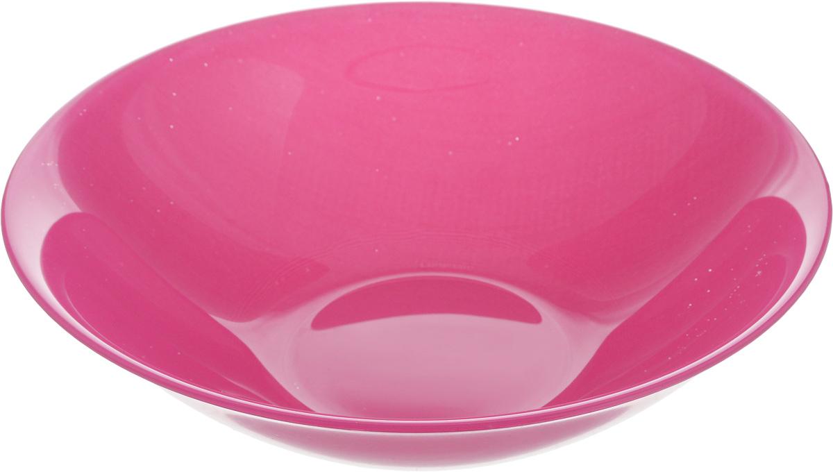 """Салатник Luminarc """"Arty Pink"""", диаметр 16,5 см"""
