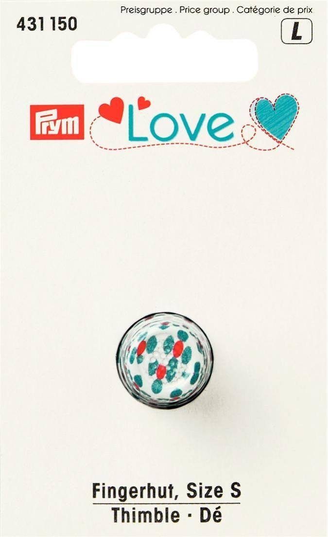 Наперсток Prym Love, размер S prym