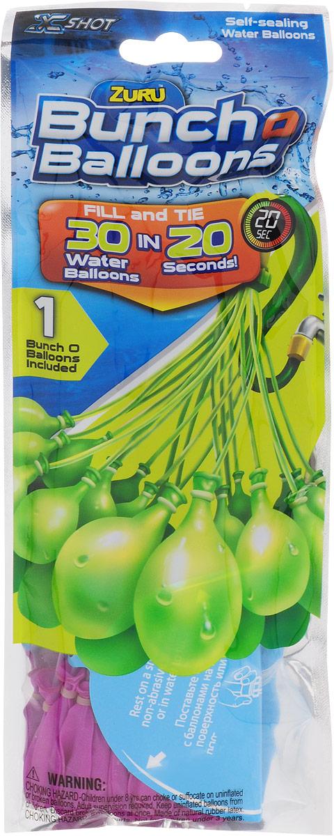 Zuru Водяное оружие Bunch O Balloons цвет фиолетовый